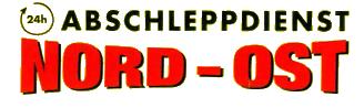 Abschleppdienst Nord-Ost Logo